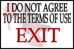 I Am Not 18 or I Do Not Agree with Terms of Use - Please Exit Here